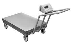 Весы платформенные передвижные