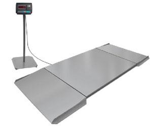 Весы товарные платформенные